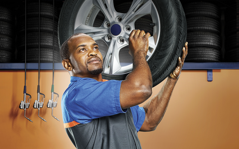 Buy Four Select Tires with Quick Lane Service Card