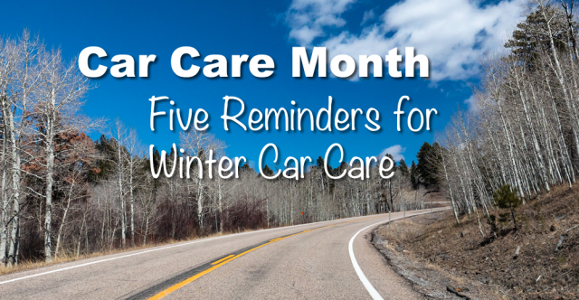 Winter Car Care Tips For A Safe, Healthy Drive