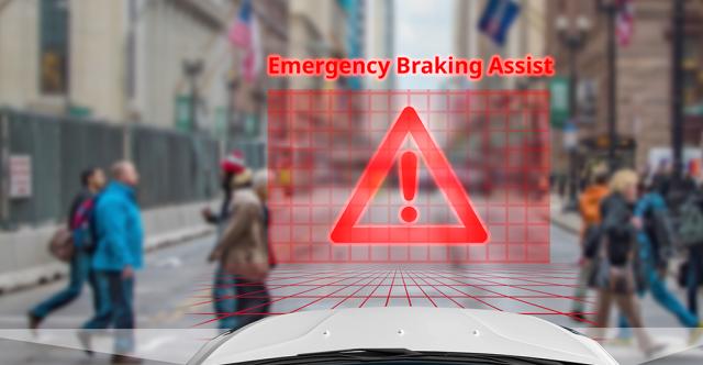 Latest Brake Technologies Emphasize Pedestrian Safety