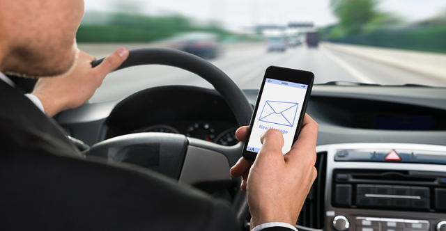 More Disturbing News On Distracted Driving